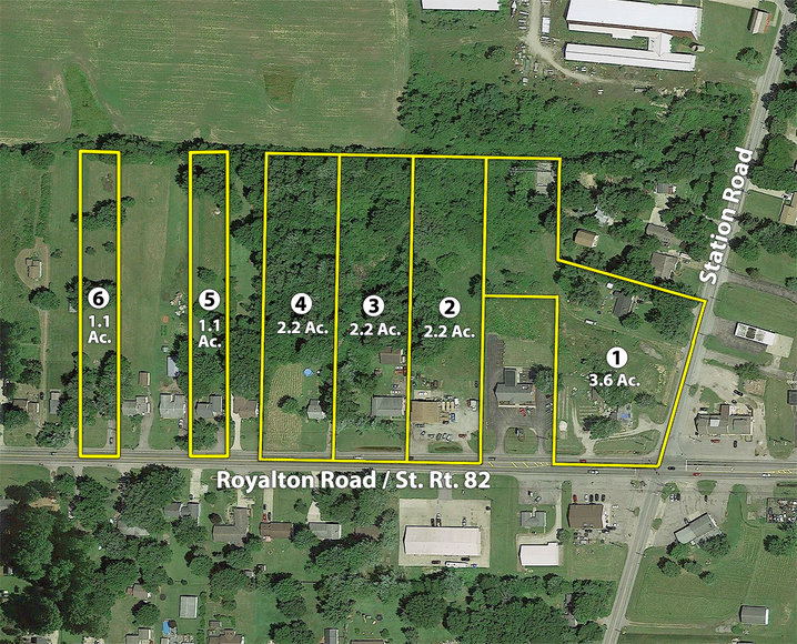 Columbia Township Absolute Real Estate Auction