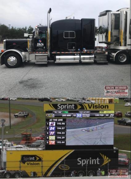 Semi Trucks and Custom Trailer Auction