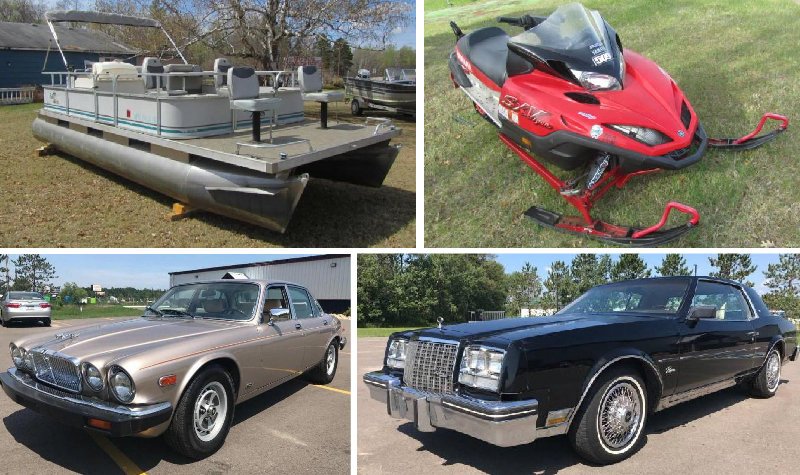 Ideal Corners June Consignment Auction
