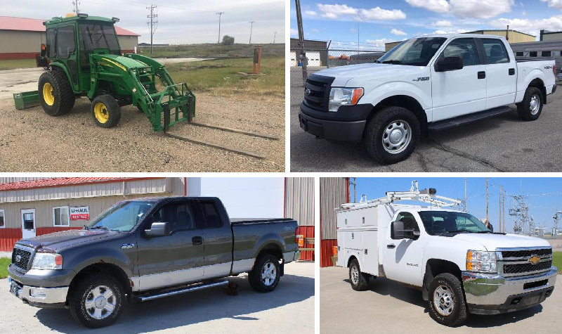 Fleet & Inventory Reduction Auction