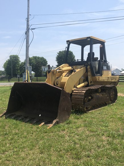 953C Caterpillar Crawler Loader ~ Online Only