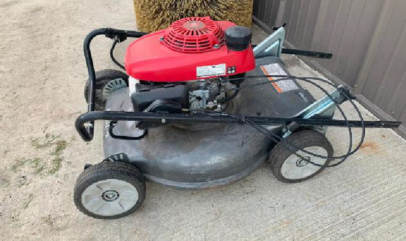 Toro Z Master Lawn Mower, Quincy Air Compressor, Bobcat Sweepers & More