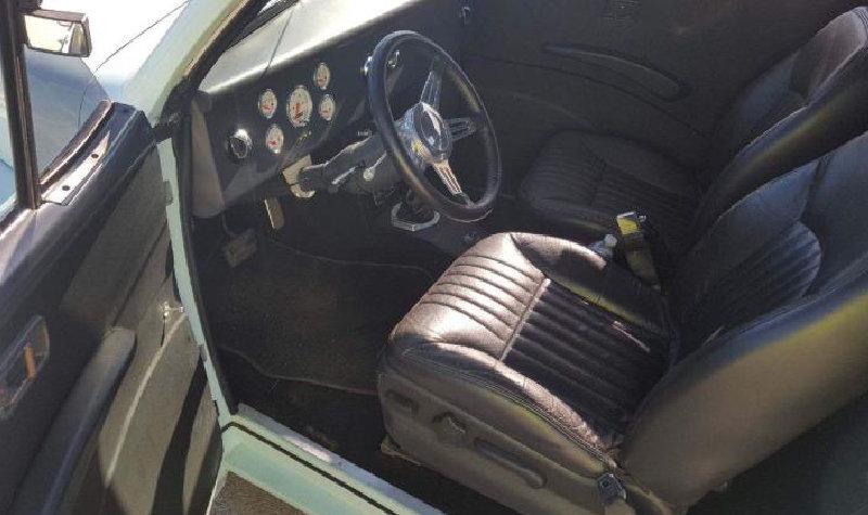 1947 Ford Custom Truck