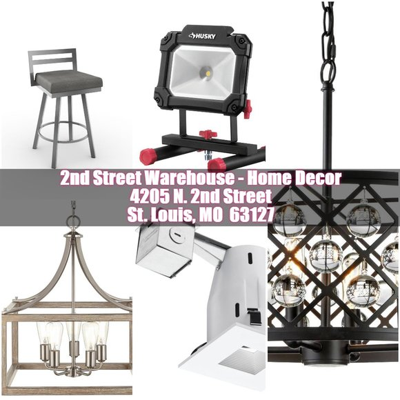 2nd Street Warehouse - Home Decor & More #2