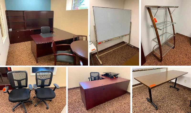Health Care Company Executive Office Furniture