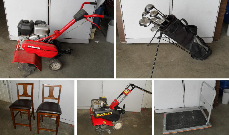 Lawn & Garden, Tools, Household & Furniture
