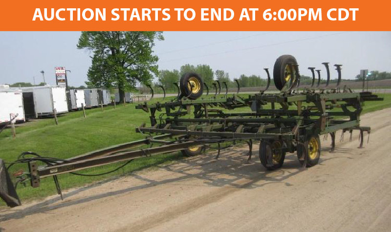 Mowers, Cycles, Trailers, Farm Equipment