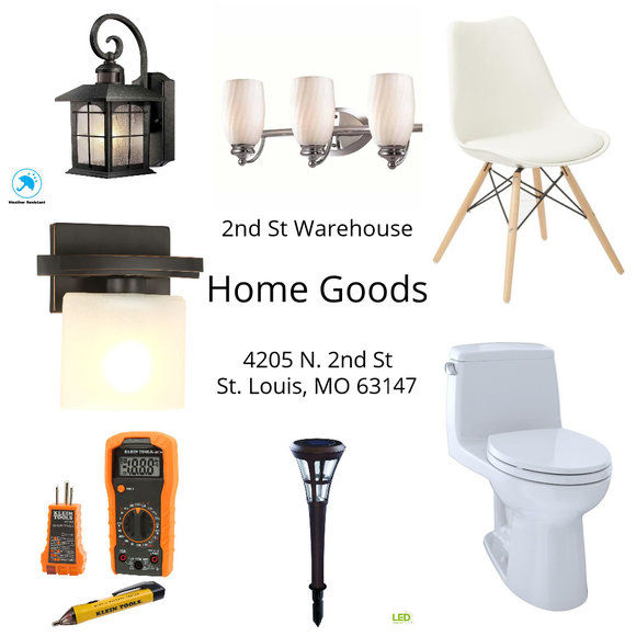 2nd Street Warehouse - Home Goods