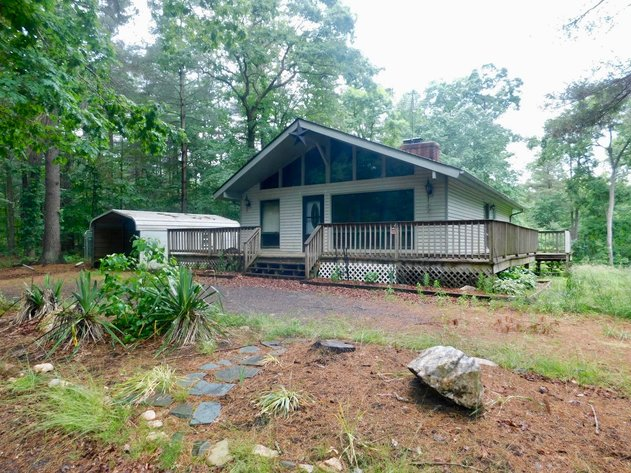 2 BR/2 BA Home on 5 +/- Acres in Culpeper, VA