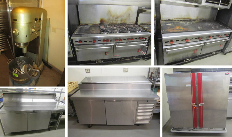 Lake Area Vineyard Church Kitchen Equipment & Supplies, Park Rapids