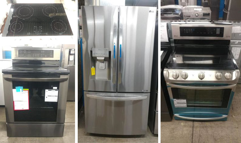 American Specialties Truckload, Refrigerator Blowout, Appliances, Tools and More!