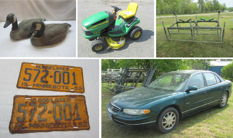 Ideal Corners Late June Consignment Auction