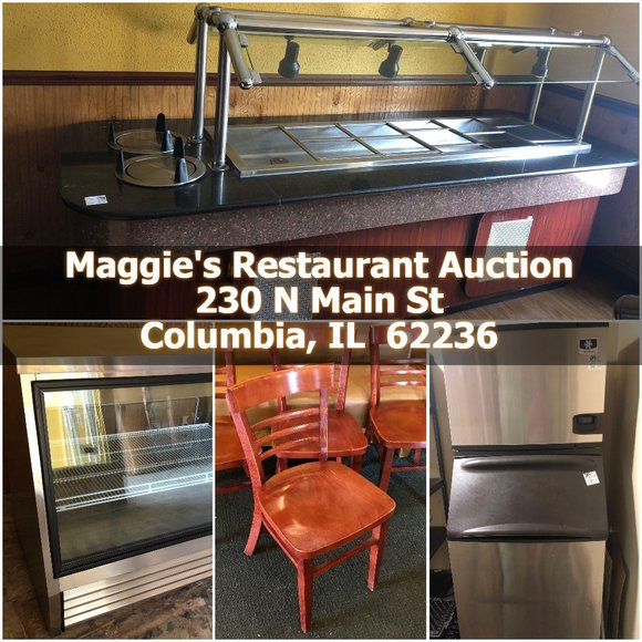 Aunt Maggie's Restaurant Auction