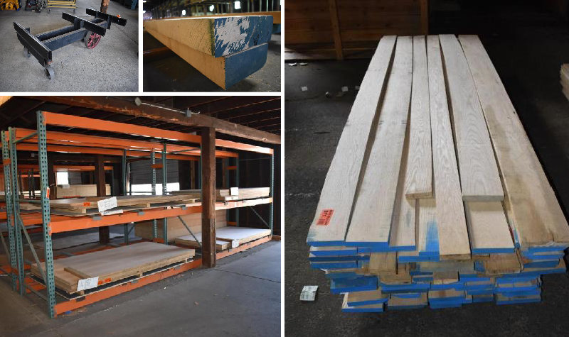 Youngblood Lumber Co. Complete Liquidation