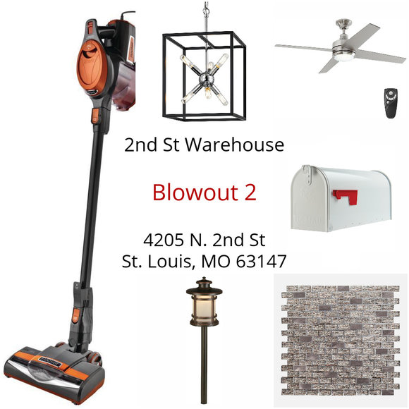 2nd Street Warehouse - Blowout 2