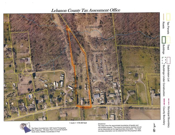 Real Estate Auction - 3 ACRE LOT (Union Township)