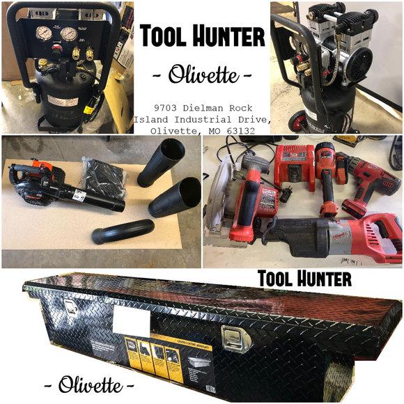 Tool Hunter - Olivette