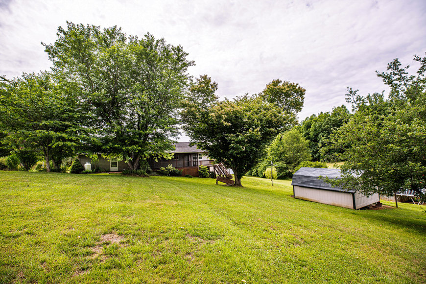 Featured Image for 4 BR/3 BA Home w/Finished Walk-Out Basement & Stunning Mountain Views on 2 +/- Acres
