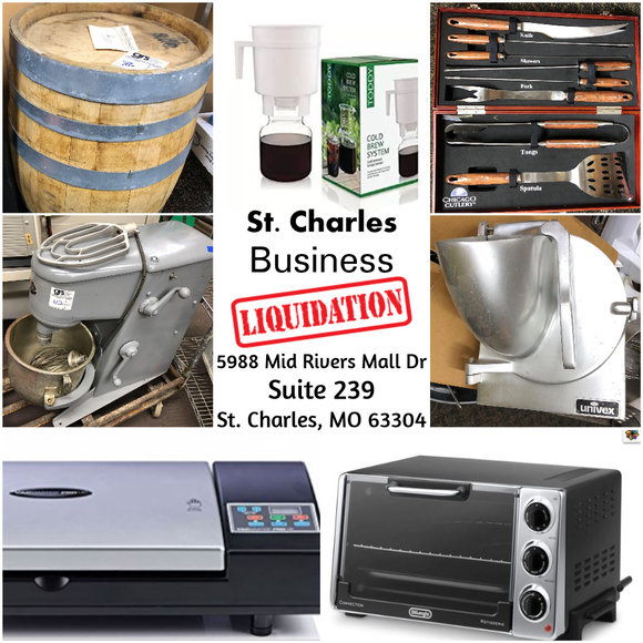 St. Charles Business Liquidation