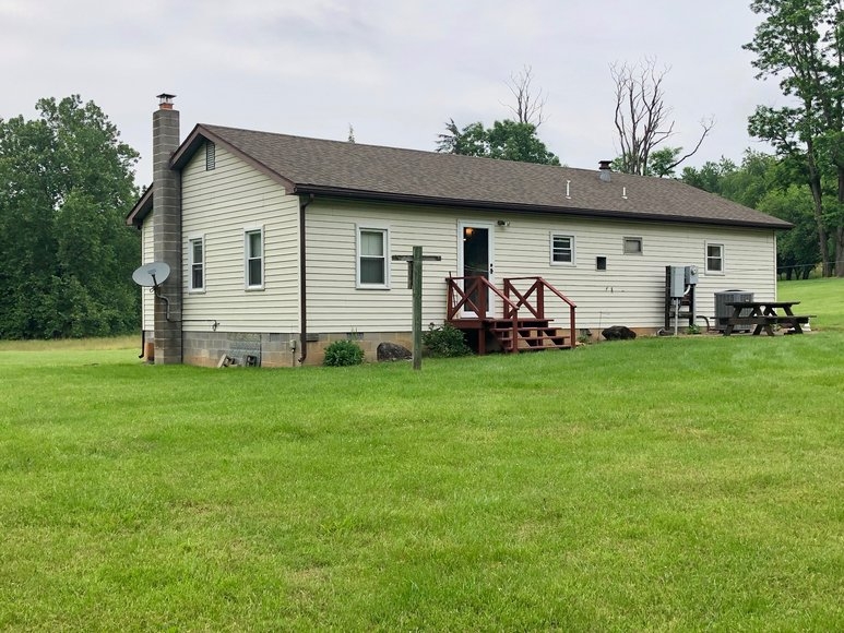 Featured Image for 3 BR/1 BA Home on 9.2 +/- Acres Close to I-81 & James Madison University--ONLINE ONLY BIDDING!!