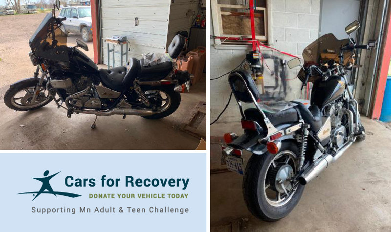 MN Adult & Teen Challenge - 1986 Honda Shadow Motorcycle