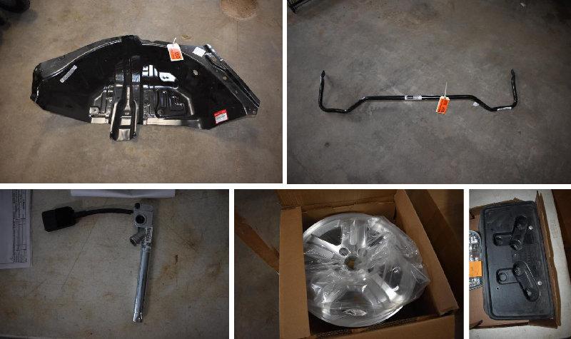New Automotive Body Parts