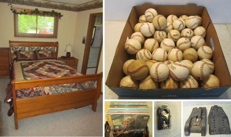 Ideal Corners July Consignment Auction