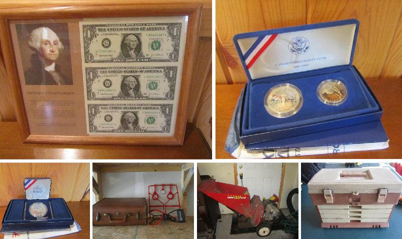 Moving Auction, Brainerd, MN