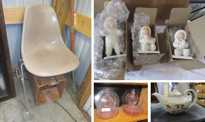 Red Barn Antiques & Collectibles Inventory Reduction, Motley, MN