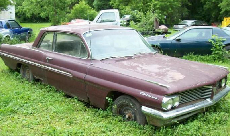 1962 Pontiac Catalina 2-Door