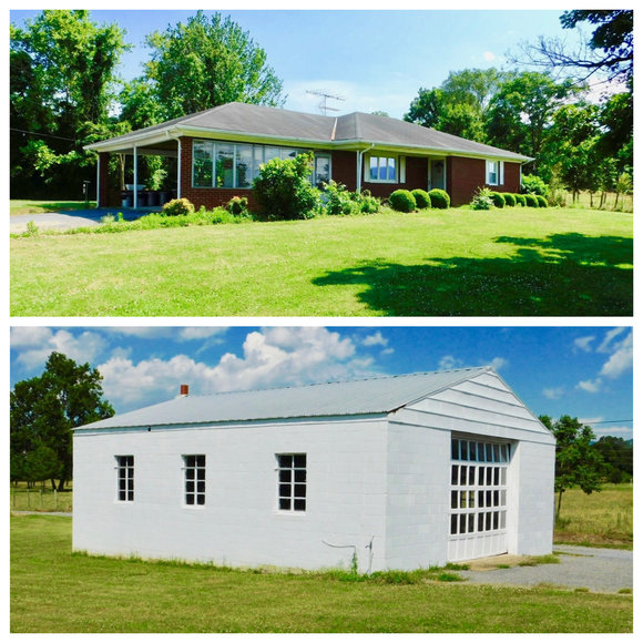 Featured Image for Well Built 2 BR Brick Home w/Full Basement & Large Workshop on .84 +/- Acre Lot---SELLS to the HIGHEST BIDDER!!