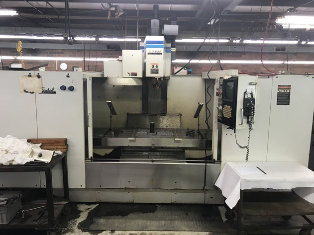 CNC Equipment, Machine Shop and Tools