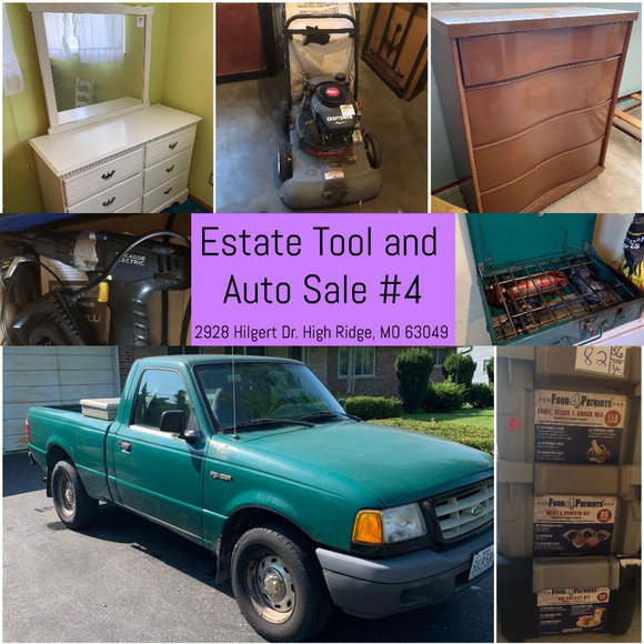 COMING SOON: Estate Tool and Auto Sale #4