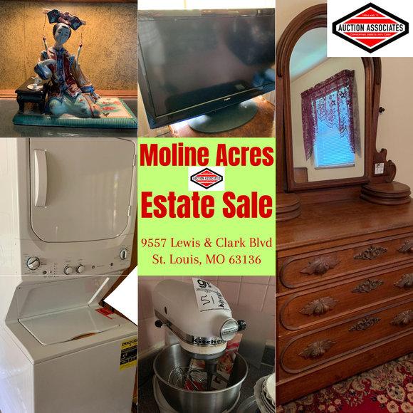 Moline Acres Estate Sale - Auction Associates, LLC