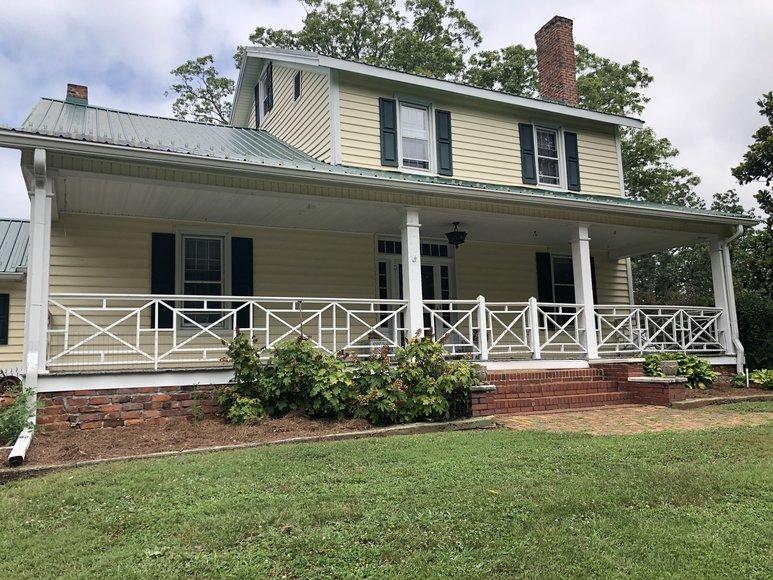 Myers Estate in Eastern Davie County