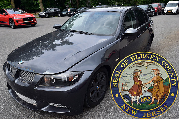Bergen County Prosecutor's Office Seized Vehicles Auction
