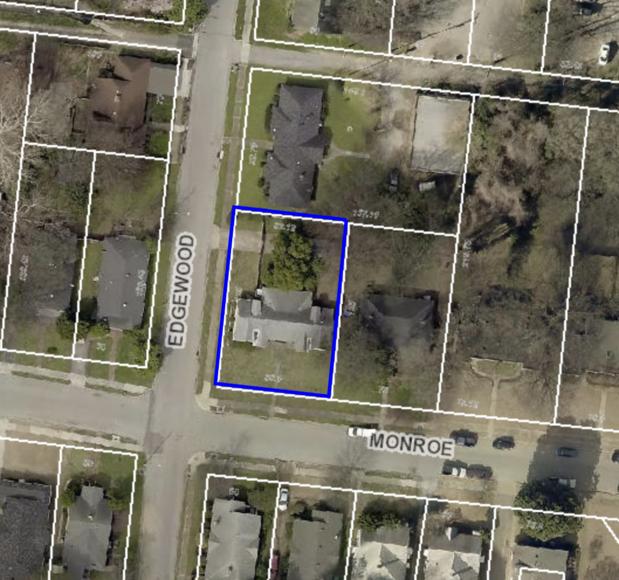 Monroe Duplex  Absolute Auction - 2280 & 2282 Monroe Ave. Memphis