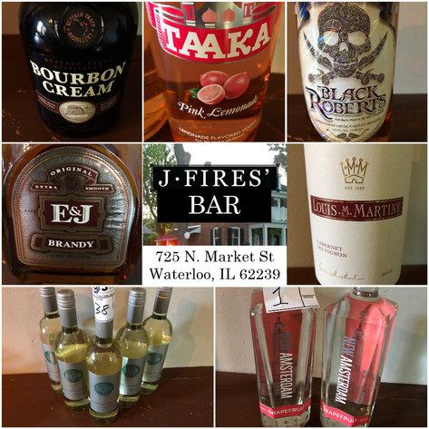 J Fires Wine Spirits And Bar Supplies