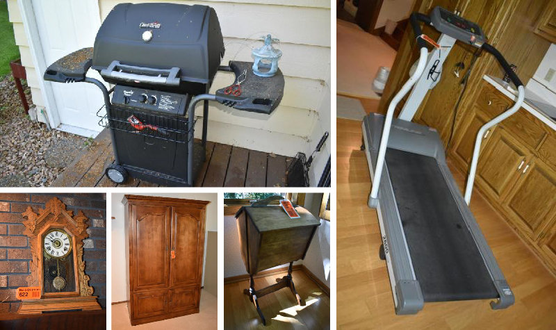 Personal Property Moving Sale: Woodworking Tools, Crystal and Sterling Silver