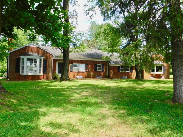 Featured Image for 5 BR/3.5 BA Brick Home on 1.1 +/- Acres in the Town of Orange, VA