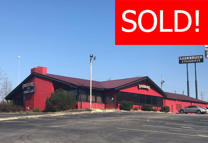 Sagebrush Steakhouse Liquidation- Newport, TN