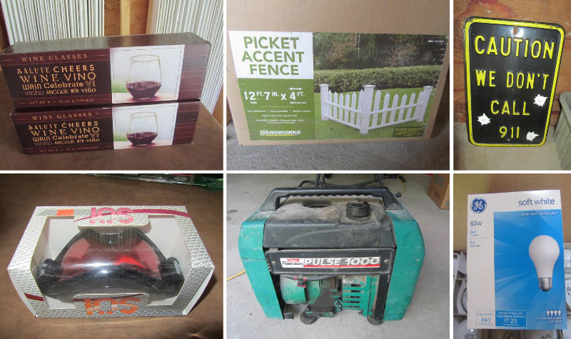 Personal Property Reduction Auction, Brainerd, MN