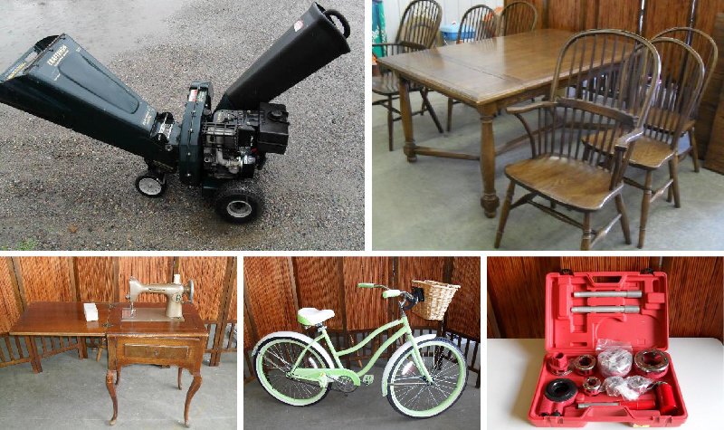 Lawn and Garden, Shop Tools and Supplies, Furniture, Household & More