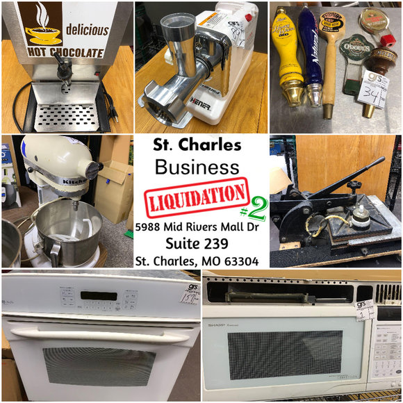 St. Charles Business Liquidation #2