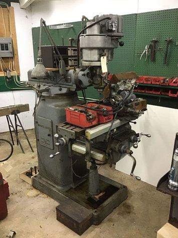 Alderfer Online – Schwenksville, PA Part 2: 7-29-19 | Machine Shop Equipment Including Delta Rockwell Drill Press, United States Electrical Tool Co. Heavy Duty Grinder, Bobcat 743 Skid Steer & More!