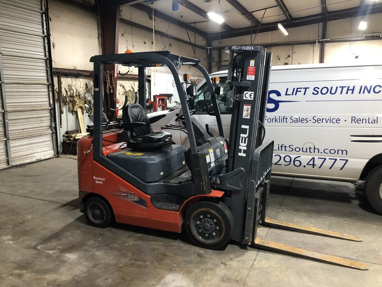 Auction of Lift South, Inc.