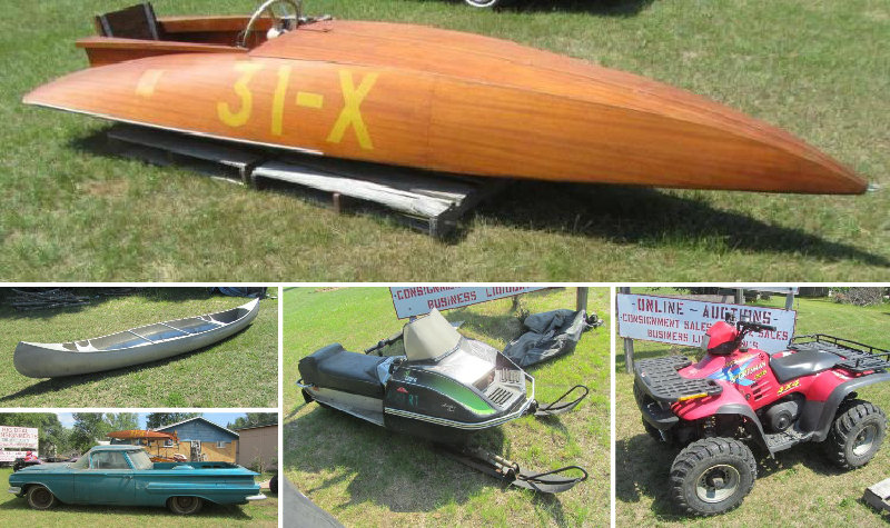 Ideal Corners Late July Consignment Auction