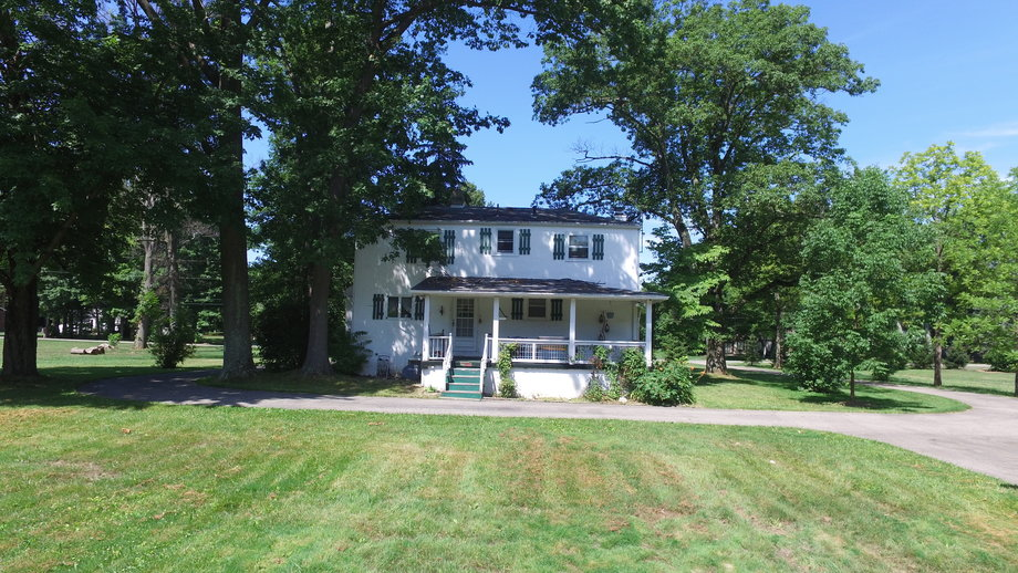 Absolute Auction Trumbull County Home and 20 acres