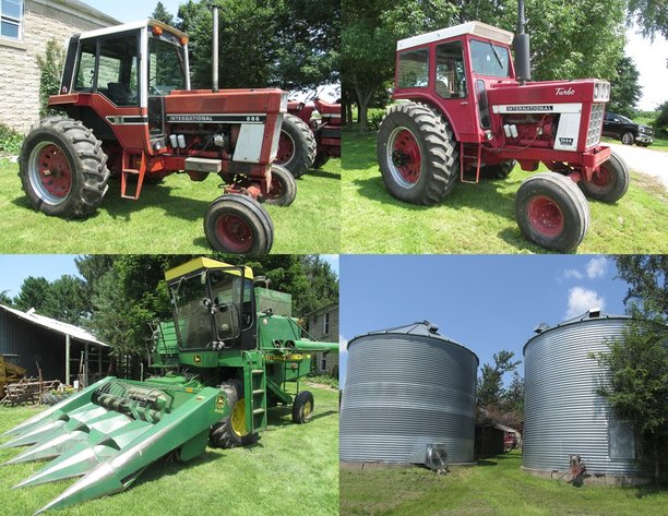 Upcoming Farm Auction | Hines Auction Service | Hines