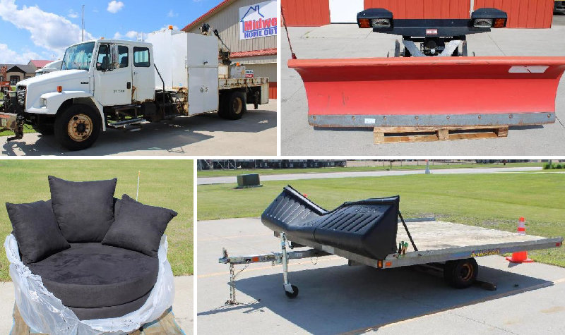 Midwest Auctions & Sales July Consignment